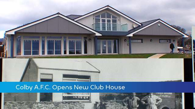 Preview of - Colby A.F.C. New Clubhouse