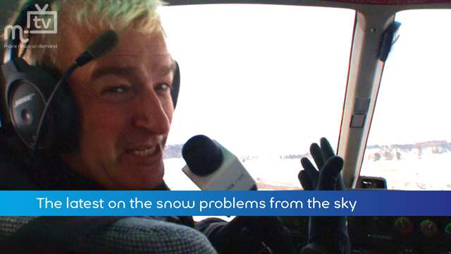 Preview of - The Big Snow: From The Air