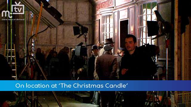 Preview of - Christmas Candle:Writer