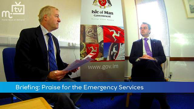 Preview of - Briefing: Praise for Emergency Services