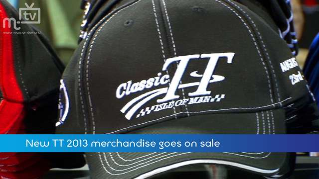 Preview of - TT 2013 Merchantise goes on sale