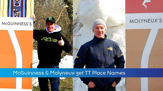 Preview of - McGuinness & Molyneux honored