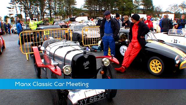 Preview of - Manx Classic Car Meeting