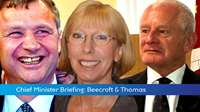 Chief Minister Briefing: Beecroft & Thomas
