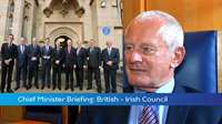 Chief Minister Briefing: British-Irish Council