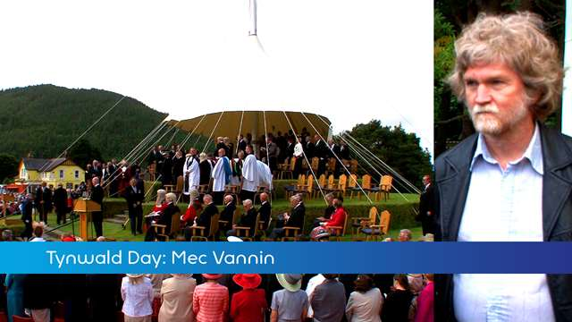 Preview of - Tynwald Day: Mec Vannin