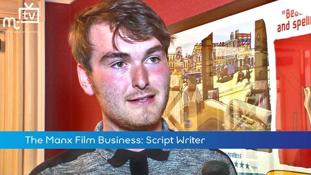 Preview of - Manx Film: Script Writer