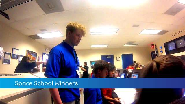 Preview of - Space School Winners