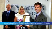 Hospital Gets Gold Award