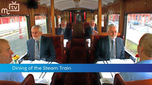 Preview of - Dining on the Trains