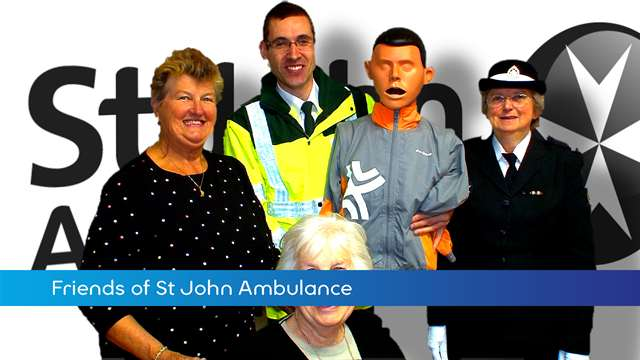 Preview of - St John Ambulance Equipment