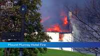 Mount Murray Fire