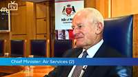 Chief Minister: Air Services (2)