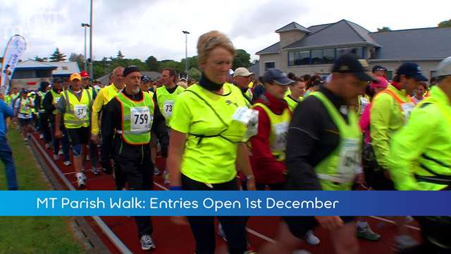 Preview of - MT Parish Walk: Entries Open