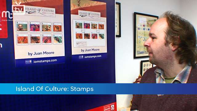 Preview of - Island Of Culture: Stamps