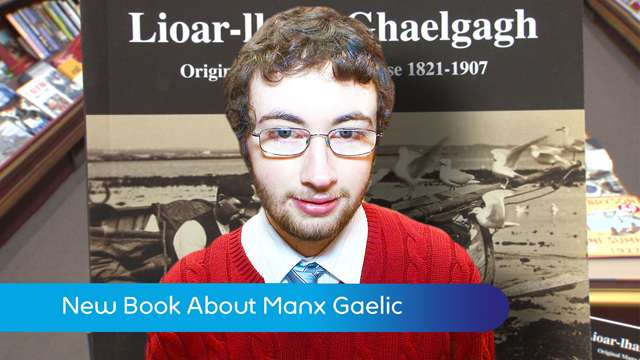 Preview of - New Book About Manx Gaelic