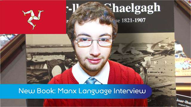 Preview of - New Manx Book: Manx Language Interview