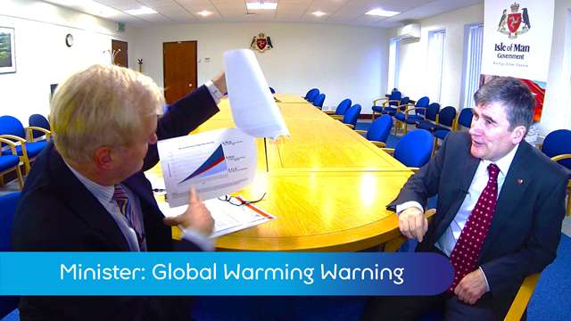 Preview of - Global Warming Warning