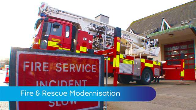 Preview of - Shake up for Fire & Rescue service