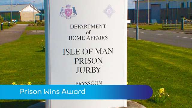 Preview of - Prison Wins Award