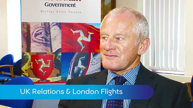 Preview of - UK Relations & London Flights