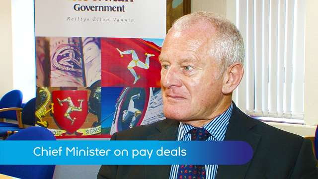 Preview of - Chief Minister: Pay Deal