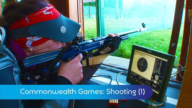 Preview of - Commonwealth Games: Shooters (1)