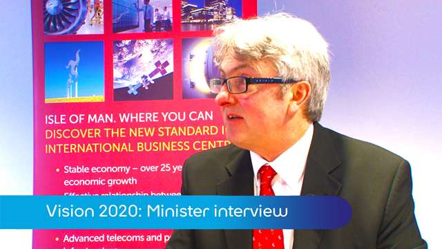Preview of - Vision 2020: Minister interview