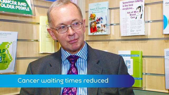 Preview of - Cancer waiting times reduced