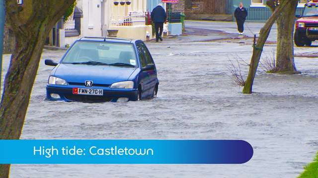Preview of - High tide: Castletown
