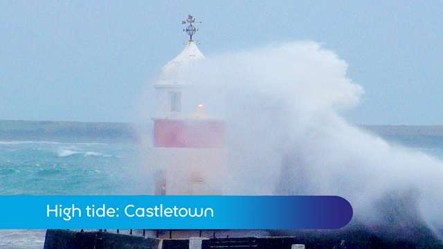 Preview of - High tide: Castletown (2)