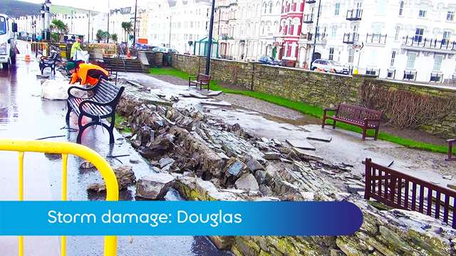 Preview of - Storm damage Douglas