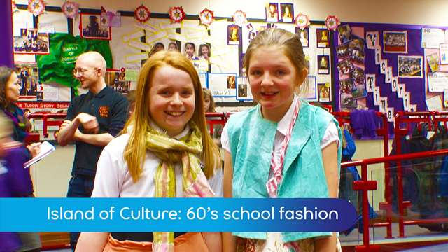 Preview of - Island of Culture: school fashion