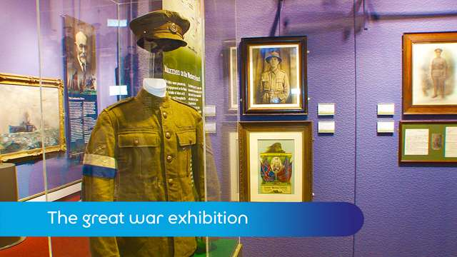 Preview of - Manx memories of the Great War