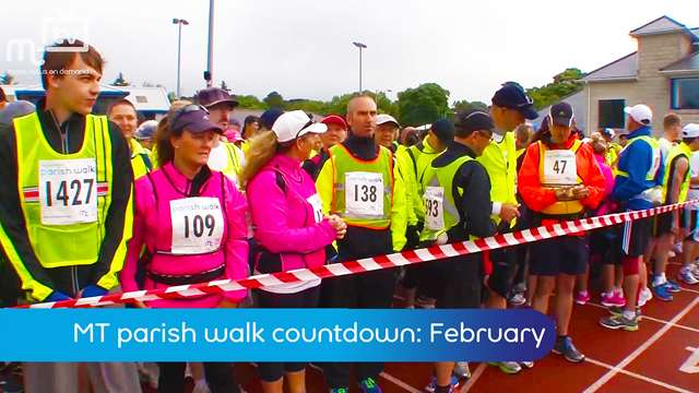 Preview of - MT parish walk countdown: February