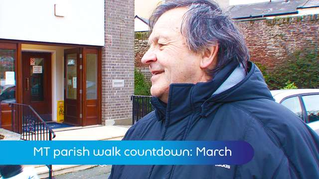 Preview of - MT parish walk countdown: March