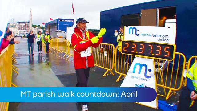 Preview of - MT parish walk countdown: April