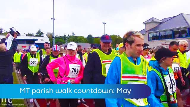 Preview of - MT parish walk countdown: May