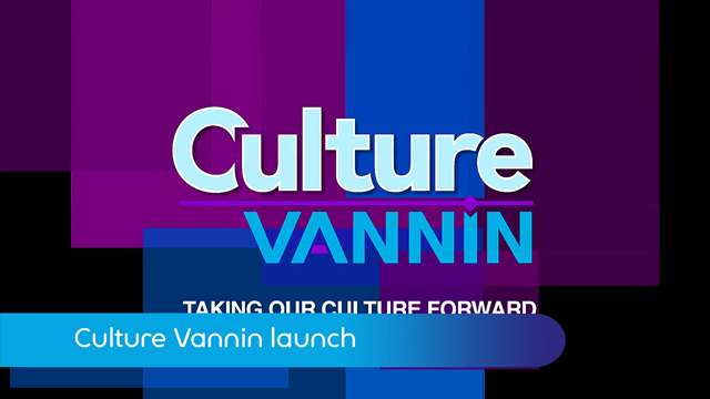 Preview of - Culture Vannin launch