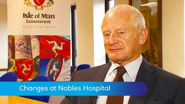Preview of - Nobles Hospital management changes
