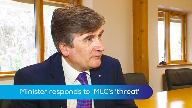 Preview of - Minister on MLC 'threat'
