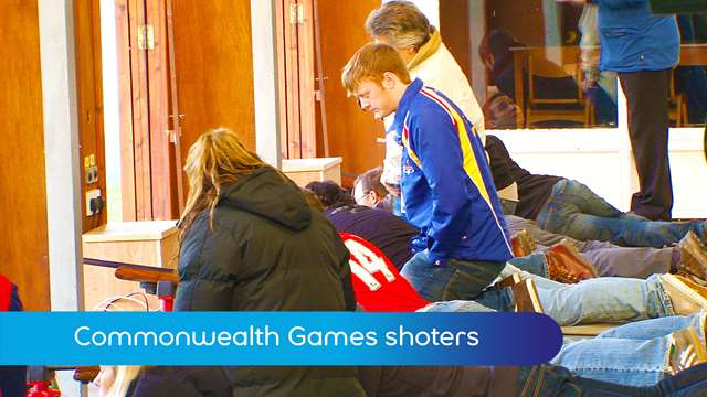 Preview of - Commonwealth Games: Shooters (3)