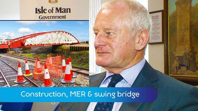 Preview of - Construction, MER & swing bridge