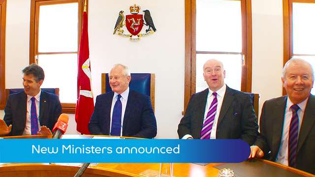 Preview of - New Ministers: press conference (1)
