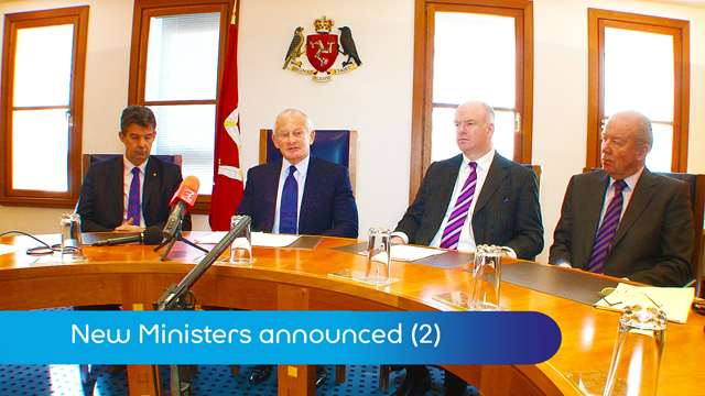 Preview of - New Ministers: press conference (2)