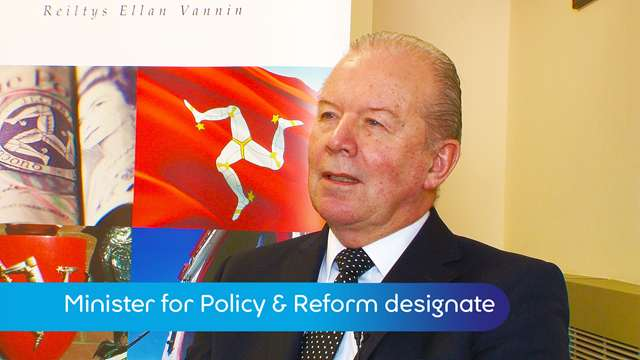 Preview of - Minister for Policy & Reform
