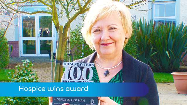 Preview of - Hospice wins award