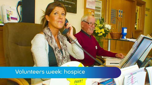 Preview of - Volunteers week: hospice