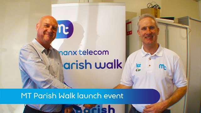 Preview of - MT Parish Walk launch