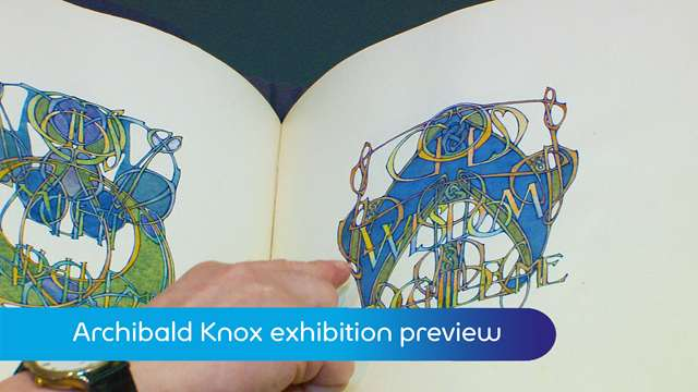 Preview of - Archibald Knox